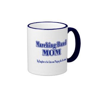Marching Band Mom/ Baritone Ringer Mug