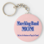 Marching Band Mom/ Clarinet Keychains