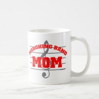 Marching Band Mom Coffee Mug