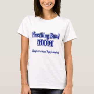 Marching Band Mom/ Mellophone T-Shirt