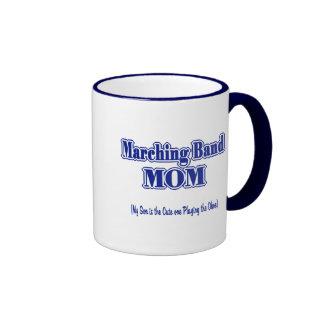 Marching Band Mom/ Oboe Ringer Mug