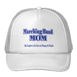 Marching Band Mom/ Piccolo Trucker Hat