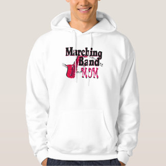 Marching Band Mom/ Saxophone Hoodie