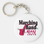 Marching Band Mom/ Saxophone Keychains