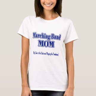 Marching Band Mom/ Trombone T-Shirt