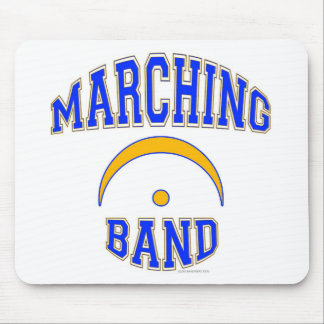 Marching Band Mouse Pad