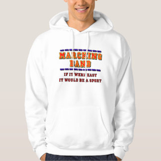 Marching Band - Not A Sport Hoodie