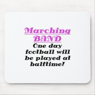 Marching Band One Day Football will be Played at Mouse Pad