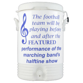 Marching Band Performance 1058 Cooler