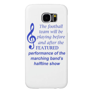 Marching Band Performance 1058 Samsung Galaxy S6 Case