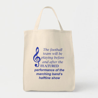 Marching Band Performance 1058 Tote Bag