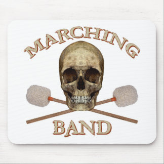 Marching Band Pirate Mouse Pads