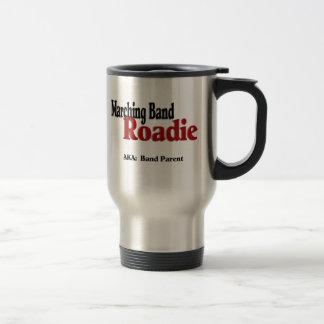 Marching Band Roadie 15 Oz Stainless Steel Travel Mug