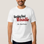 Marching Band Roadie/ Band Parents Tees