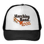 Marching Band Rocks Hats