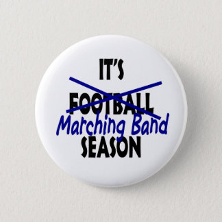 Marching Band Season Button