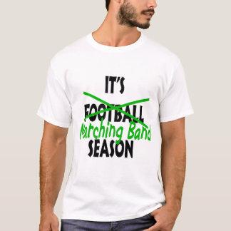 Marching Band Season T-Shirt