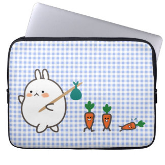Marching Bunny Computer Sleeves