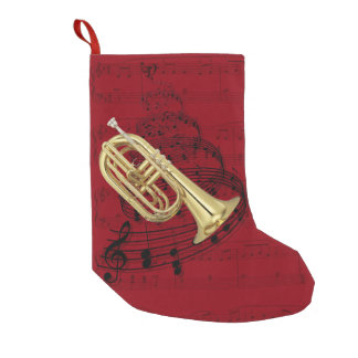 Marching Euphonium music stocking