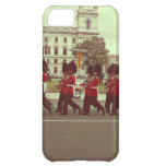 Marching guards at buckingham palace iPhone 5C cases