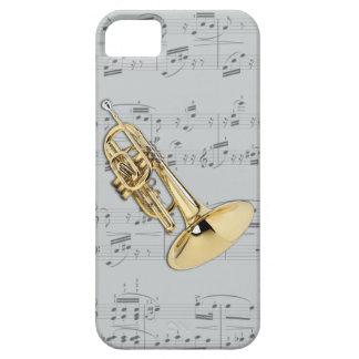 Marching Mellophone phone case. Pick color iPhone SE/5/5s Case