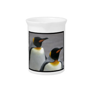 Marching Penguins Pitcher
