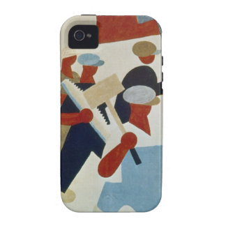 Marching Protestors iPhone 4 Cover