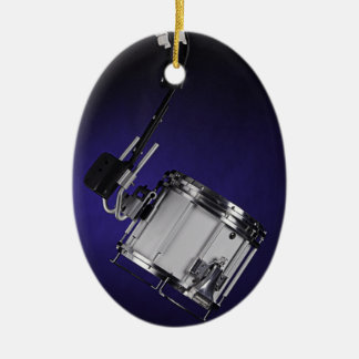 Marching Snare Drum Ornament
