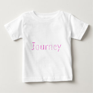 March's WoW - Journey - Pink Baby T-Shirt