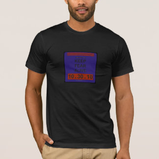 marchtokeepfearalive2black T-Shirt