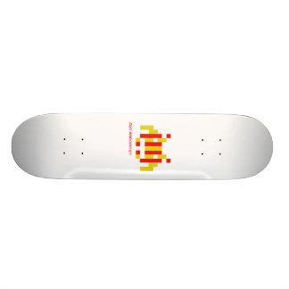 Marcians catalans custom skateboard