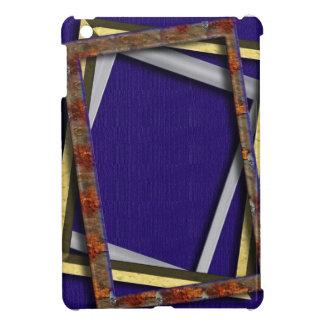 Marco abstracto dentro de una mini cubierta del ip