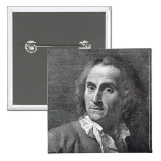 Marco Alvise Pitteri, engraved by the subject Pinback Button