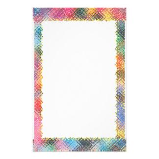 Marco colorido fresco - efectos de escritorio  papeleria
