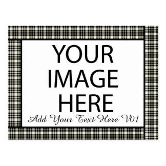 Marco de encargo de la foto de DIY usted se diseña Tarjetas Postales