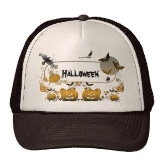 Marco de Halloween Gorro