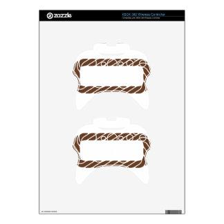 Marco de la frontera de la cuerda de Brown Mando Xbox 360 Skins