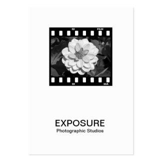 marco de película de 35m m 01 tarjetas personales