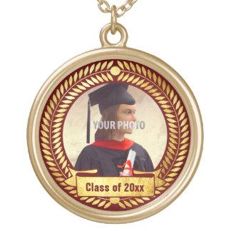 Marco decorativo de la foto para la graduación colgante redondo