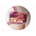 Marco del béisbol postal