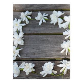 marco del gardenia postal