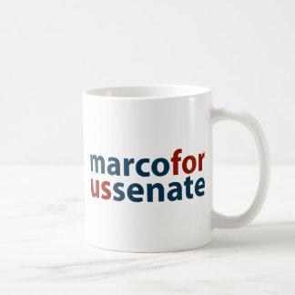 Marco For U.S. Senate Coffee Mug