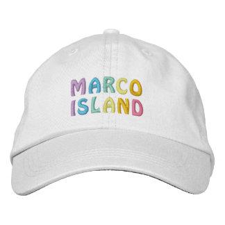 MARCO ISLAND cap