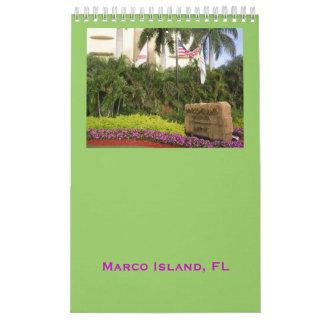 Marco Island, FL Calendar
