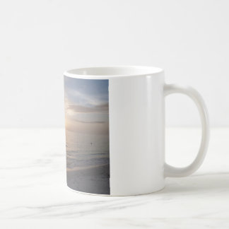 Marco Island Florida Beach Sunset Coffee Mug