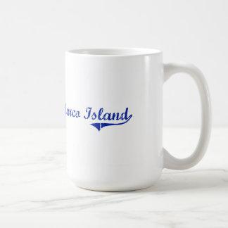 Marco Island Florida Classic Design Coffee Mug