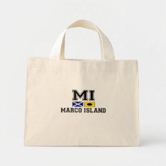 Marco Island. Mini Tote Bag