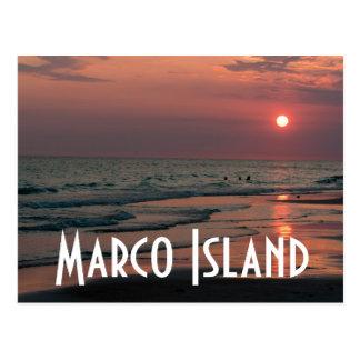 Marco Island Postcard