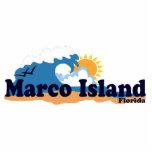 "Marco Island. Statuette<br><div class=""desc"">Marco Island Florida.</div>"