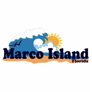 Marco Island. Statuette